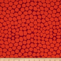 Kaffe Fassett Jumble Orange