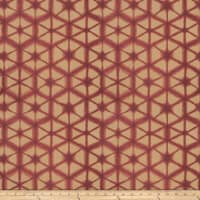 Jacquard Entangle Plum
