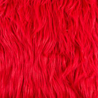 Shannon Value Fur Gorilla Fire Red