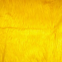 Shannon Value Fur Gorilla Yellow