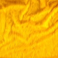 Shannon Faux Fur Monkey Yellow