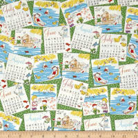 Storybook Vacation Vacation Days Multi