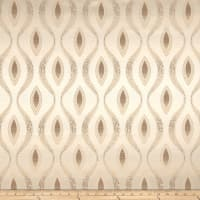 Eroica Eclectic Chenille Jacquard Abstract Alabaster