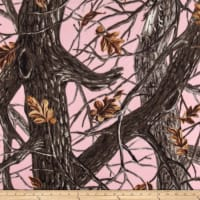 Baum Winterfleece Winter Camo Pink