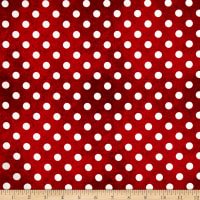 Daily Grind Polka Dot Red