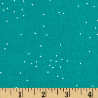 Cotton + Steel Sprinkle Alexa Turquoise