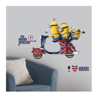 Minions The Movie Giant Wall Decal