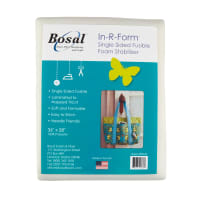 Bosal In-R-Form Single Sided Fusible 1 yard Foam Stabilizer