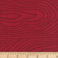 "Westrade 110"" Wide Quilt Back Moire Red"
