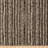 Snowscapes Birch Texture/ Knock On Wood Tan