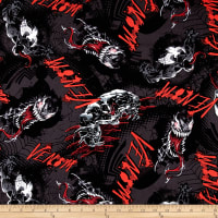 Marvel Extreme Venom Toss Red