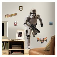 Star Wars Ep VII Storm Trooper Giant Wall Decal