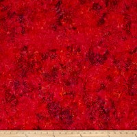 Jinny Beyer Malam Batiks III Burst Red