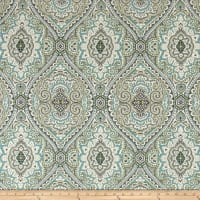 Swavelle Purana Damask Breeze