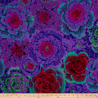 Kaffe Fassett Collective Brassica Purple