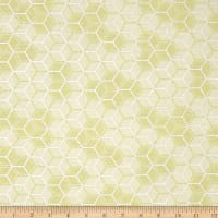 Clarabelle Metallic Hexies Antique/Silver