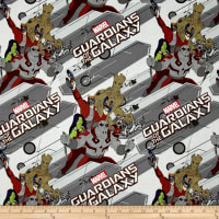 Marvel Guardians of the Galaxy Characters Iron
