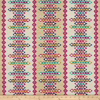 Michael Miller Wove It or Weave It Impending Loom Multi