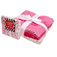 Shannon Minky Kozy Cut Cuddle Quilt Girl talk