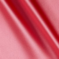 Silky Satin Charmeuse Solid Coral/Kiss