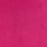 Shannon Minky Solid Cuddle 3 Magenta