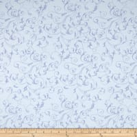 "Westrade 110"" Wide Quilt Back Filigree Sky"