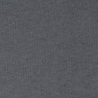 Fabric Merchants Cotton Stretch Jersey Knit Solid Charcoal Grey