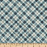 Balmoral Plaid Teal