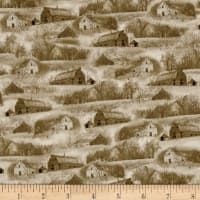 Wild Pheasants Barns & Houses Khaki