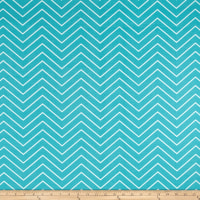 Premier Prints  Chevron Indoor/Outdoor Ocean