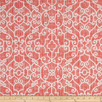 Premier Prints  Ramey Indoor/Outdoor Indian Coral Twill