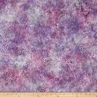 Wilmington Batik Rippled Reflections Little Purple