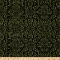 Longfellow Tooled Leather Green