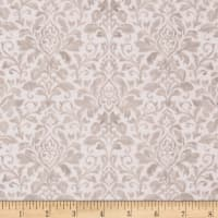 French Flea Market Damask Cream/Mocha