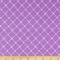 Flannel Tuft Purple