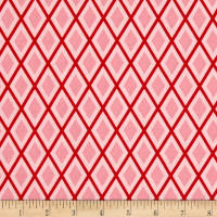Bugsy Diamond Geo Pink