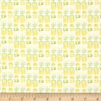 Bobo Baby Dandy Flower Yellow Pastel