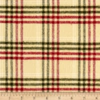 Primo Flannel Christmas Plaid Multi
