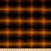 Primo Flannel Harvest Plaid Brown