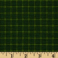 Old Sturbridge Small Plaid Green