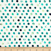 Art Gallery Jersey Knit Lavish Dots Tile Fresco