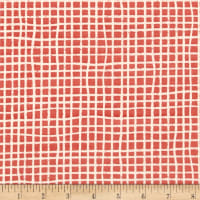 Birch Organic Farm Fresh Woven Coral