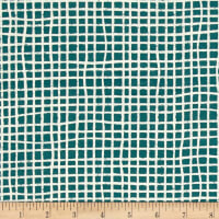 Birch Organic Farm Fresh Woven Teal