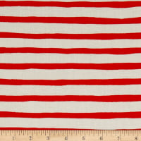 Birch Organic Saltwater Sailor Stripe Orange