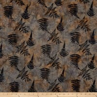 Bali Batiks Handpaints Fern Granite