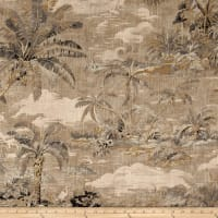 Tommy Bahama Home Dec Scenic Beauty Nutmeg
