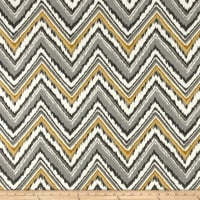 Dena Designs Indoor/Outdoor Chevron Charade Slate