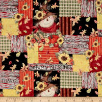 Susan Winget Autumn Blessing Patch Multi
