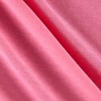 Tencel Solid Knit Flamingo Pink
