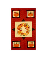 Moda Beauty-Fall 24 In. Panel Red Maple